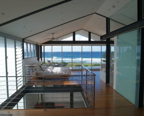 Northern beaches home with view