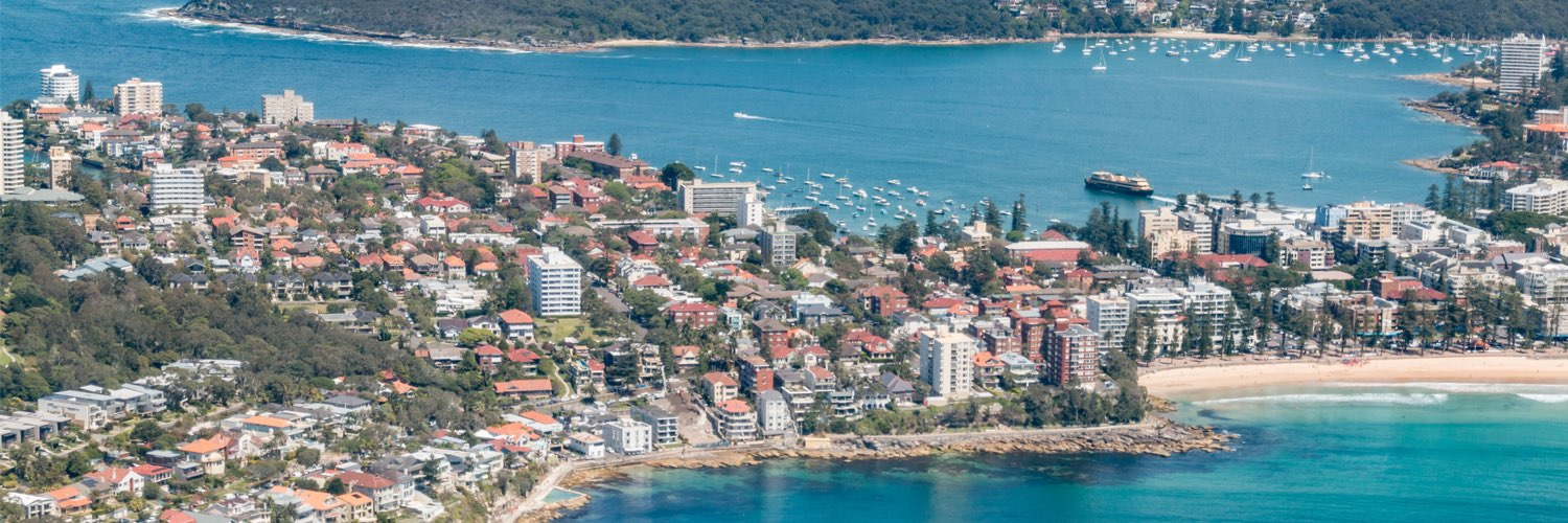 Northern Beaches buyers agent - Aerial view of Manly