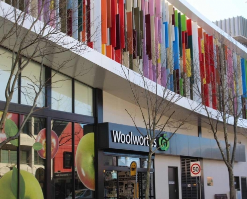 Crows Nest Woolworths