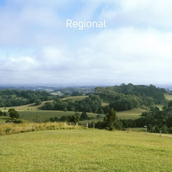 regional properties
