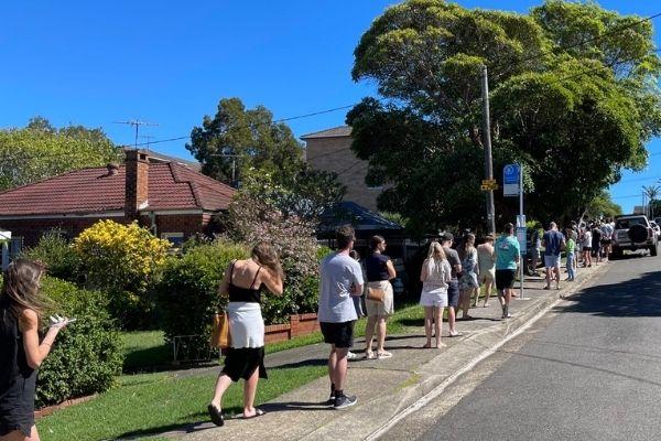 Sydney property market April 2021