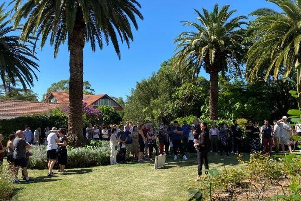 Sydney property market April 2021 auction